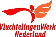 organisatie logo Vluchtelingenwerk Zuid Nederland