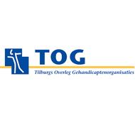 organisatie logo TOG (Tilburgs Overleg Gehandicaptenorganisaties)